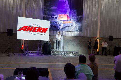 Ahern Chile Grand Opening